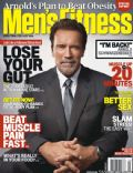 Arnold Schwarzenegger on the cover of Mens Fitness (United States) - September 2012