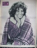 Sophia Loren on the cover of Film (Poland) - January 1967