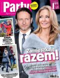 Malgorzata Rozenek, Radoslaw Majdan on the cover of Party (Poland) - March 2014