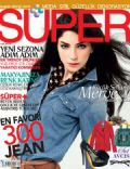 Merve Bolugur on the cover of Super (Turkey) - September 2010