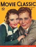 on the cover of Movie Classics (United States) - September 1934