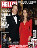 Hello! Magazine [United Kingdom] (24 October 2011)