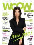 Irem Derici on the cover of Woow (Turkey) - June 2014