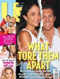 Bethenny Frankel, Bethenny Frankel and Jason Hoppy, Blake Lively, Channing Tatum, Emily Maynard, Jason Hoppy, Jennifer Aniston, Kate Middleton, Katie Holmes, Kourtney Kardashian, Ryan Reynolds, Ryan Reynolds and Blake Lively on the cover of Us Weekly (United States) - January 2013