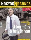 Magyar Narancs Magazine [Hungary] (1 December 2011)