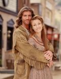 Joe Lando and Jane Seymour