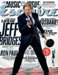Jeff Bridges on the cover of Esquire (United States) - May 2011