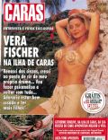 Catherine Deneuve, Vera Fischer on the cover of Caras (Brazil) - February 1996