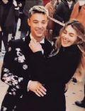Giorgia Caldarulo and Cameron Dallas