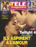 Tele Magazine [France] (19 November 2011)