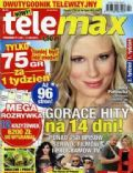 Julia Pietrucha on the cover of Tele Max (Poland) - April 2014