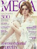 Andi Eigenmann on the cover of Mega (Philippines) - May 2014