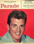 Fabian on the cover of Parade (United States) - October 1961
