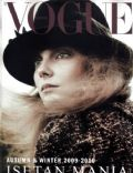 Vogue Nippon Magazine [Japan] (October 2009)