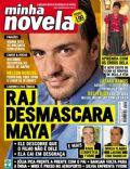 Minha Novela Magazine [Brazil] (21 August 2009)