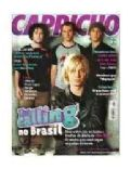 Capricho Magazine [Brazil] (22 September 2002)
