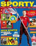 Sporty Jr Magazine [Greece] (November 2011)