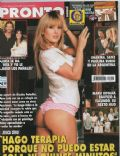 Jessica Cirio on the cover of Pronto (Argentina) - May 2008