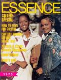 Essence Magazine [United States] (August 1973)