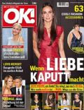 OK! Magazine [Germany] (27 October 2011)