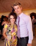 Rebecca Breeds and Luke Mitchell