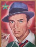Frank Sinatra on the cover of Estrellas (Uruguay) - June 1959