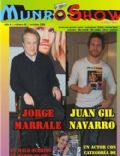 Jorge Marrale, Juan Navarro on the cover of Show (Argentina) - October 2008