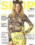 Jimena Buttigliengo on the cover of Shop (Argentina) - August 2013