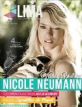 Nicole Neumann on the cover of Lime (Argentina) - May 2014
