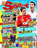 Cristiano Ronaldo, Javier Hernandez on the cover of Bravo Sport (Poland) - July 2011