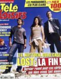 Evangeline Lilly, Evangeline Lilly and Matthew Fox, Josh Holloway, Josh Holloway and Evangeline Lilly, Matthew Fox on the cover of Tele Loisirs (France) - April 2010
