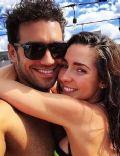 Ariadne Díaz and Marcus Ornelas