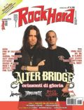 Rock Hard Magazine [Italy] (November 2011)