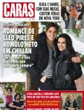 Aline de Pádua, Cléo Pires, Rômulo Arantes Neto, Xuxa Meneghel on the cover of Caras (Brazil) - July 2013