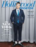 John Oliver on the cover of The Hollywood Reporter (United States) - May 2014