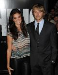 Daniela Ruah and David Paul Olsen