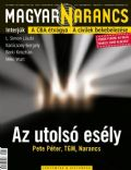 Magyar Narancs Magazine [Hungary] (24 November 2011)