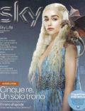 Sky Life Magazine [Italy] (May 2012)