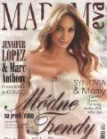 Madam Eva Magazine [Slovakia] (September 2011)