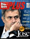 Jos? Mourinho on the cover of Pi Ka No Na Plus (Poland) - August 2010