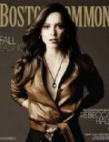Rebecca Hall on the cover of Boston Common (United States) - September 2010