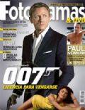 Fotogramas Magazine [Spain] (November 2008)