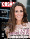 Cosas Magazine [Ecuador] (1 November 2011)