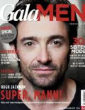 Gala Men Magazine [Germany] (December 2011)