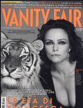 Vanity Fair Magazine [Italy] (25 June 2008)