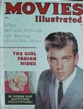 Fabian on the cover of Movies Illustrated (United States) - April 1960