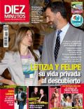 Diez Minutos Magazine [Spain] (27 October 2010)