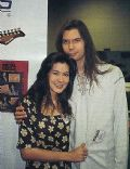 Paul Gilbert and Patricia Gilbert