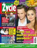 Krzysztof Wisniewski, Malgorzata Socha on the cover of Zycie Na Goraco (Poland) - June 2013