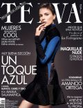 Elena Anaya on the cover of Telva (Spain) - November 2012